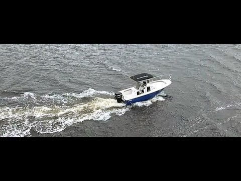17 Marine,llc - Custom 21' Boston Whaler Outrage