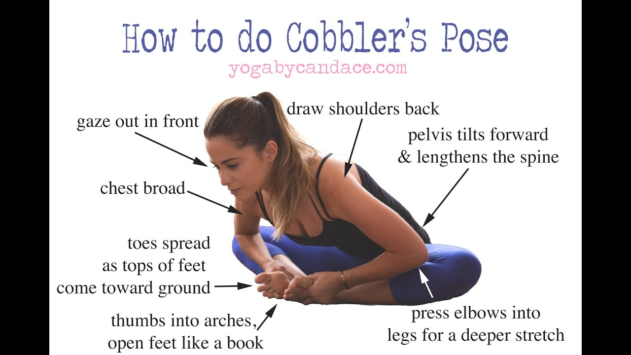 How To Do Cobblers Pose