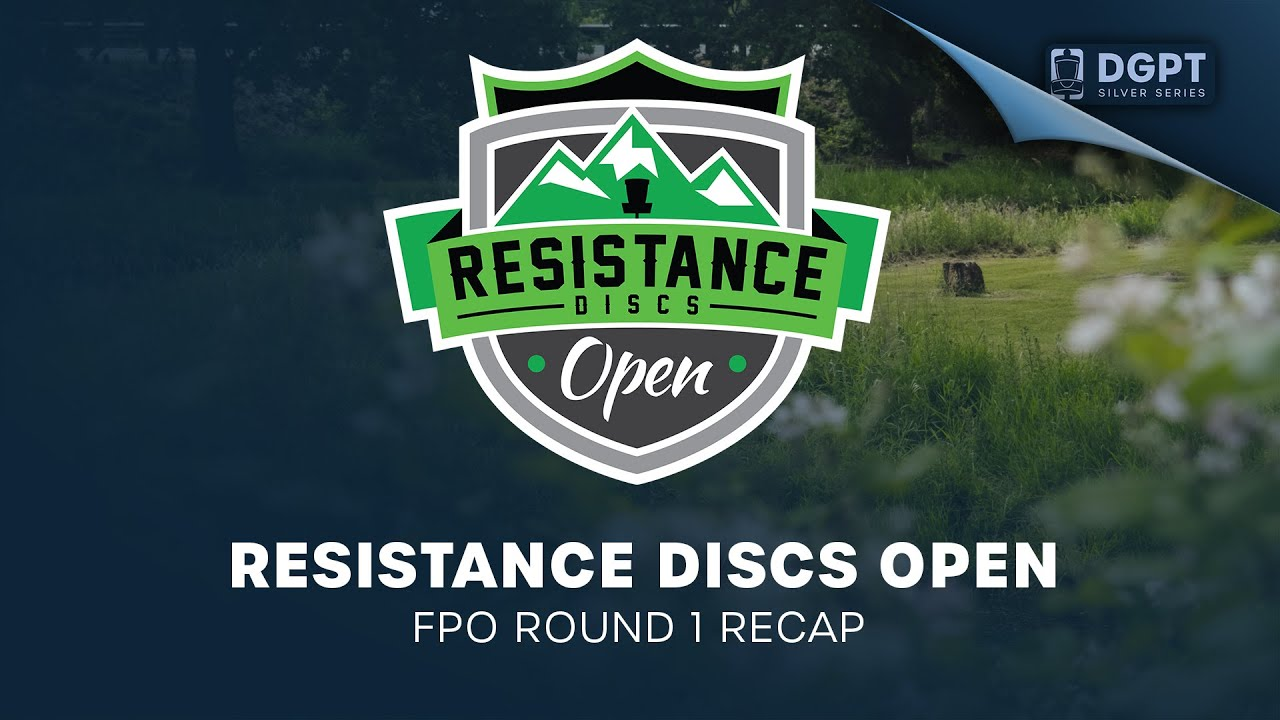 Resistance Discs Open Presented by Discraft | FPO Round 1 Recap