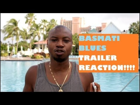 BASMATI BLUES Official Trailer (2018) Brie Larson, Comedy, Musical Indian Romance Movie REACTION