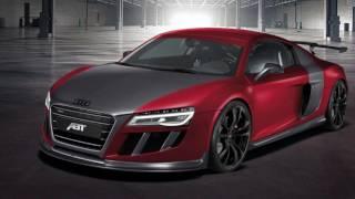 ABT Audi R8 GTR 2013 Videos