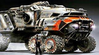 10 Vehículos Más Extremos Del Mundo