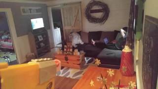 Shooting My Wife With Nerf Guns (Part 3)