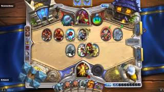 Hearthstone | Battles | Fail VS Bulge | Rounds 3 & 4