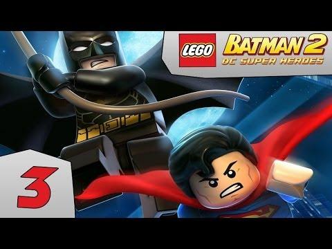 Zagrajmy w LEGO Batman 2: DC Super Heroes odc.3 Labirynt
