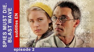 Spies Must Die. Blast Wave - Episode 2. Military Detective Story. StarMedia. English Subtitles