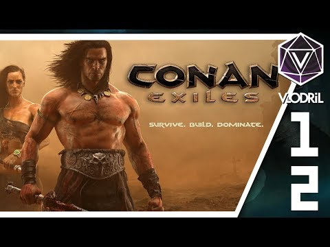 Top of the World - Let's Play Conan Exiles Part 12 - Full Release