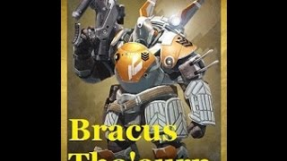 Destiny -  Bounty Vanguard  - Target Bracus Tha