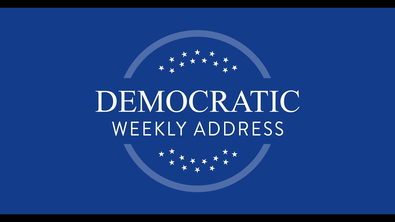 Democratic Weekly Address -- Congressman Brendan Boyle