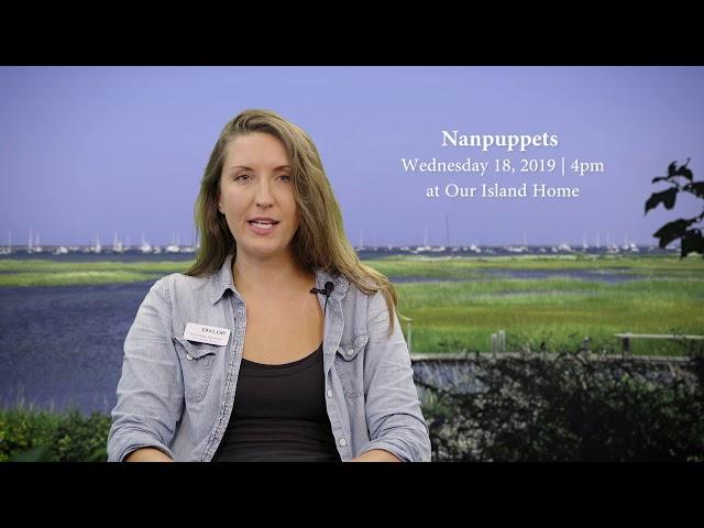 OurIslandHome Nanpuppets PROMO