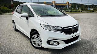 Honda FIT GK5 2018 года - Привёз под Заказ из Японии