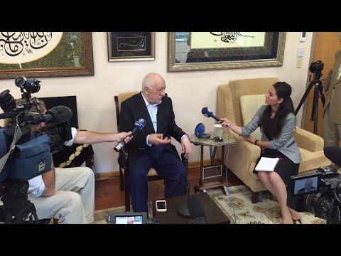 """Besuch bei Fethullah Gülen: """"Gülen hat uns bis ins Herz seiner Anlage vorgelassen"""""""