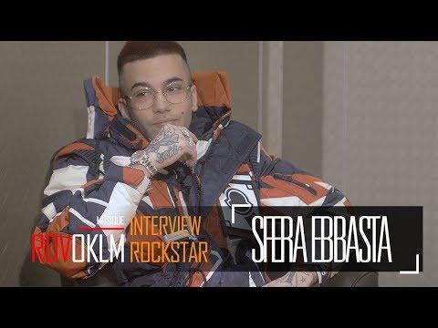 "SFERA EBBASTA ""Rockstar"" - RdvOKLM  (Interview)"