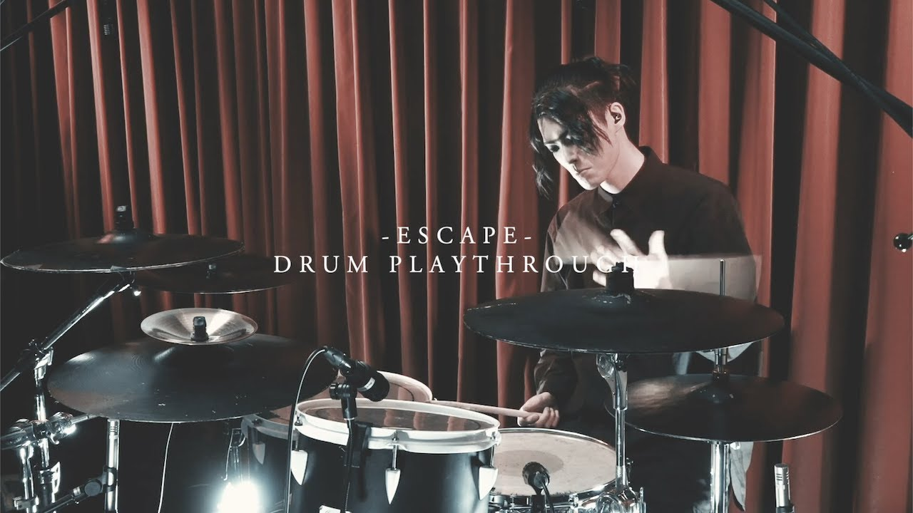 DEVILOOF - ESCAPE (Drum Playthrouth)