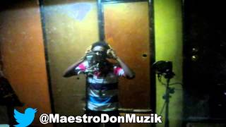 Maestro-Don | Insanity Freestyle | @MaestroDonMuzik | @ViewZzMedia