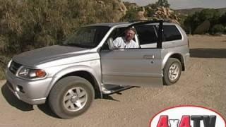 4x4TV Test - 2002 Mitsubishi Montero Sport