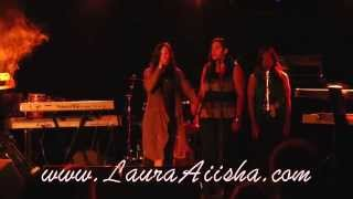 """Laura Aiisha Performing """"We Stand Strong"""" LIVE"""