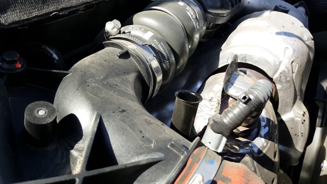 парит дизельный двигатель peugeot 1.6 hdi