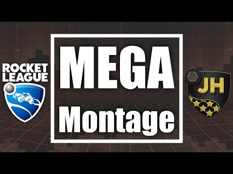 Rocket League | MEGA Montage | JHZER