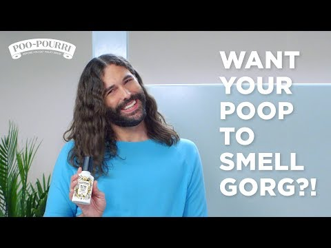 Poo-Pourri Announces First Celebrity Brand Campaign With Jonathan Van Ness