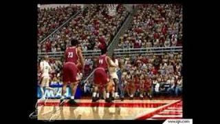 NCAA College Basketball 2K3 Xbox Gameplay_2002_11_06_2