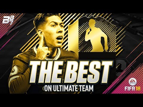 THE BEST INFORM EVER!? 86 FIRMINO | FIFA 18 ULTIMATE TEAM