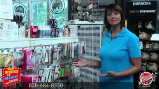 """The Price is Right Discount Warehouse in Asheville NC - """"Savings Tour"""""""