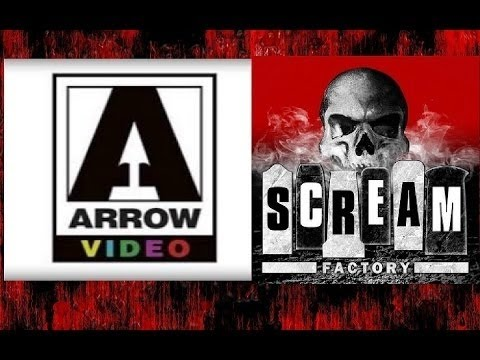 Arrow Films Vs Scream Factory