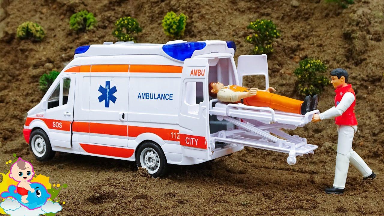 Dreams - Các xe ô tô làm nhiệm vụ cứu hộ - Đồ chơi trẻ em | Bé Cá