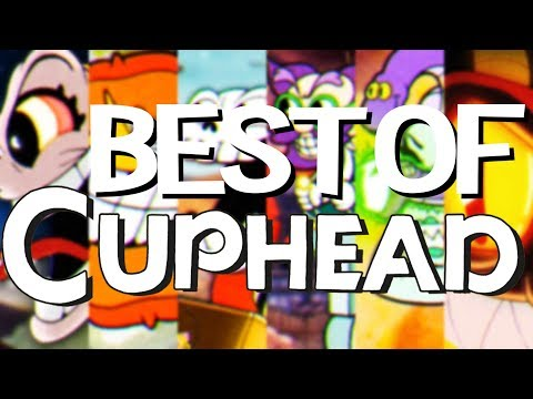 The Best Of Cuphead (Compilation)
