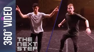 The Next Step Show The World The Tap Off 360 VR Video
