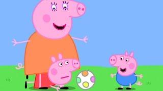 Peppa Wutz | Piggy in der Mitte! | Peppa Pig Deutsch Neue Folgen | Cartoons für Kinder