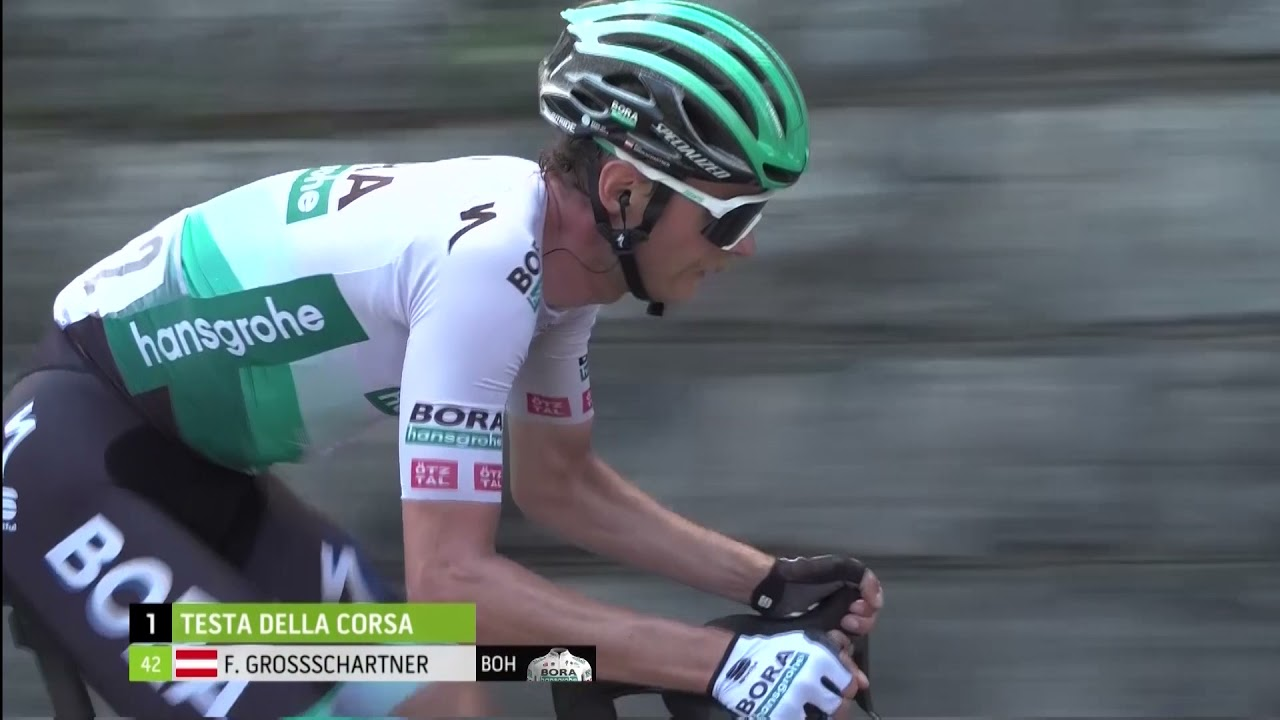 Tour of the Alps - Stage 5 - Highlights