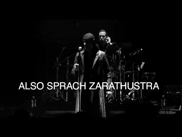 LAIBACH ZARATHUSTRA TOUR 2018