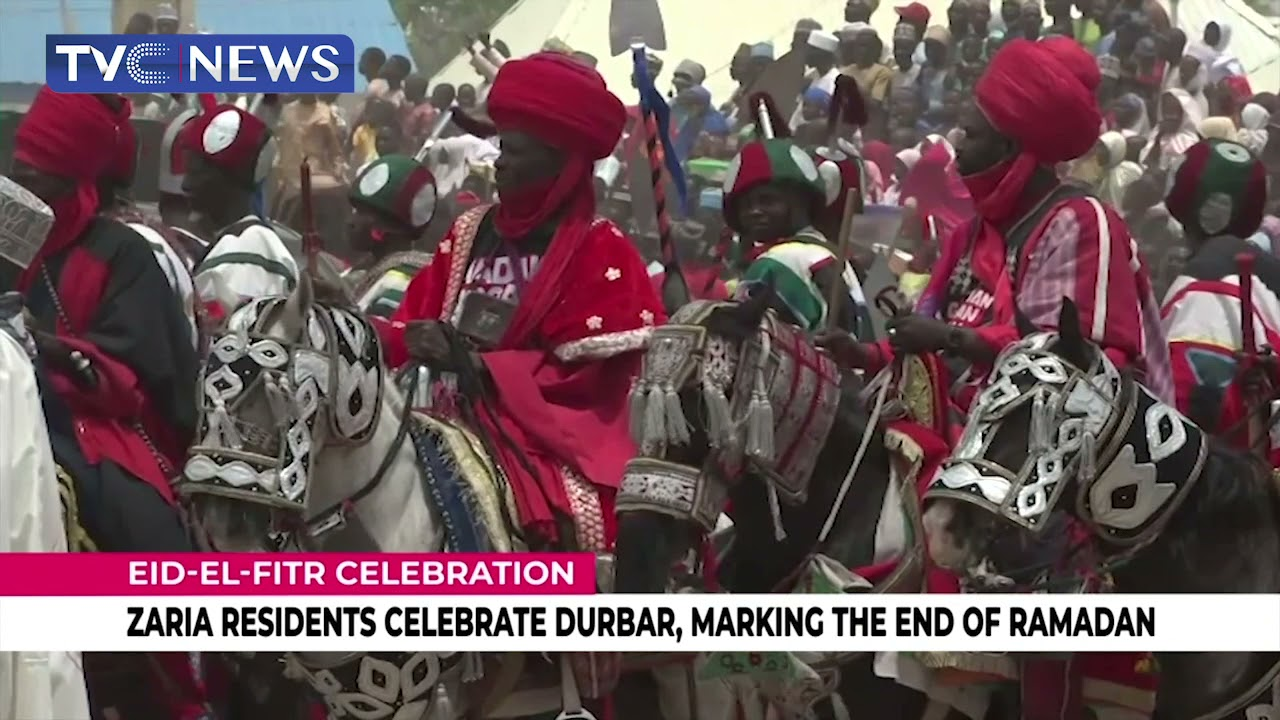 Download Zaria Residents Celebrate Durbar Marking The End Of Ramadan