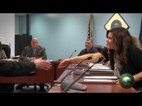 February 21st Commissioners Meeting