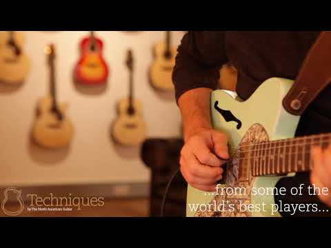 Introducing 'Techniques By The North American Guitar' - Part Of The Academy By TNAG