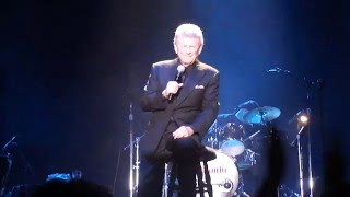 """Bobby Rydell - JULIA and """"Forget Him"""" - The Atlantic Club (Sept. 2013)"""