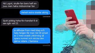 Striden om kokainmobilen bland gängen i Stockholm • Se sms:en inifrån nätverket