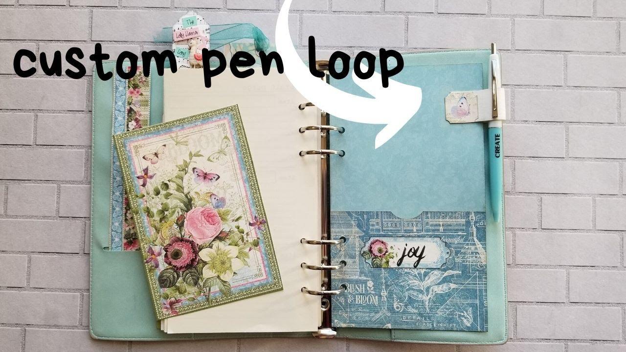 Fall Planner Pen Ink Pen NEW Item Pen Statement Pen 2020 Planners Crystal and Fur Embellished Pen Beaded Pen