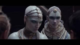 Валериан и город тысячи планет — Русский трейлер #2 2017
