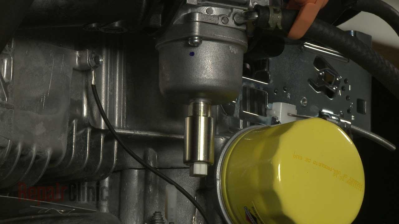 Briggs & Stratton Riding Mower Fuel Shutoff Solenoid