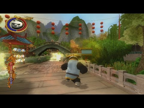 Kung Fu Panda PS2 Gameplay HD (PCSX2)