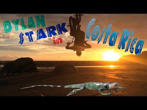 MINIFLIPS ON THE BEACH | DYLAN STARK COSTA RICA TRIP PT. 1