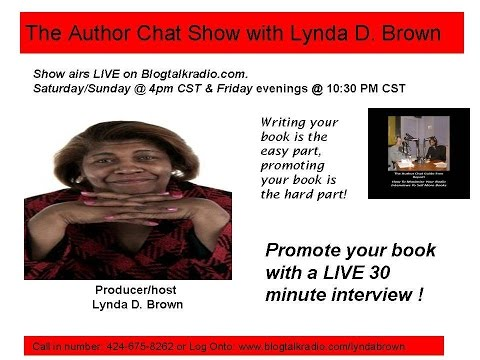 Neils Williams tallks The Glass House Movie!!-Author Chat Show