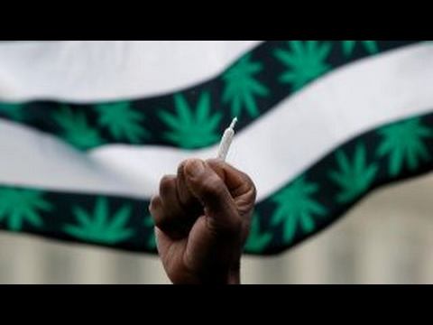 NJ senator says legalizing pot will help opioid crisis