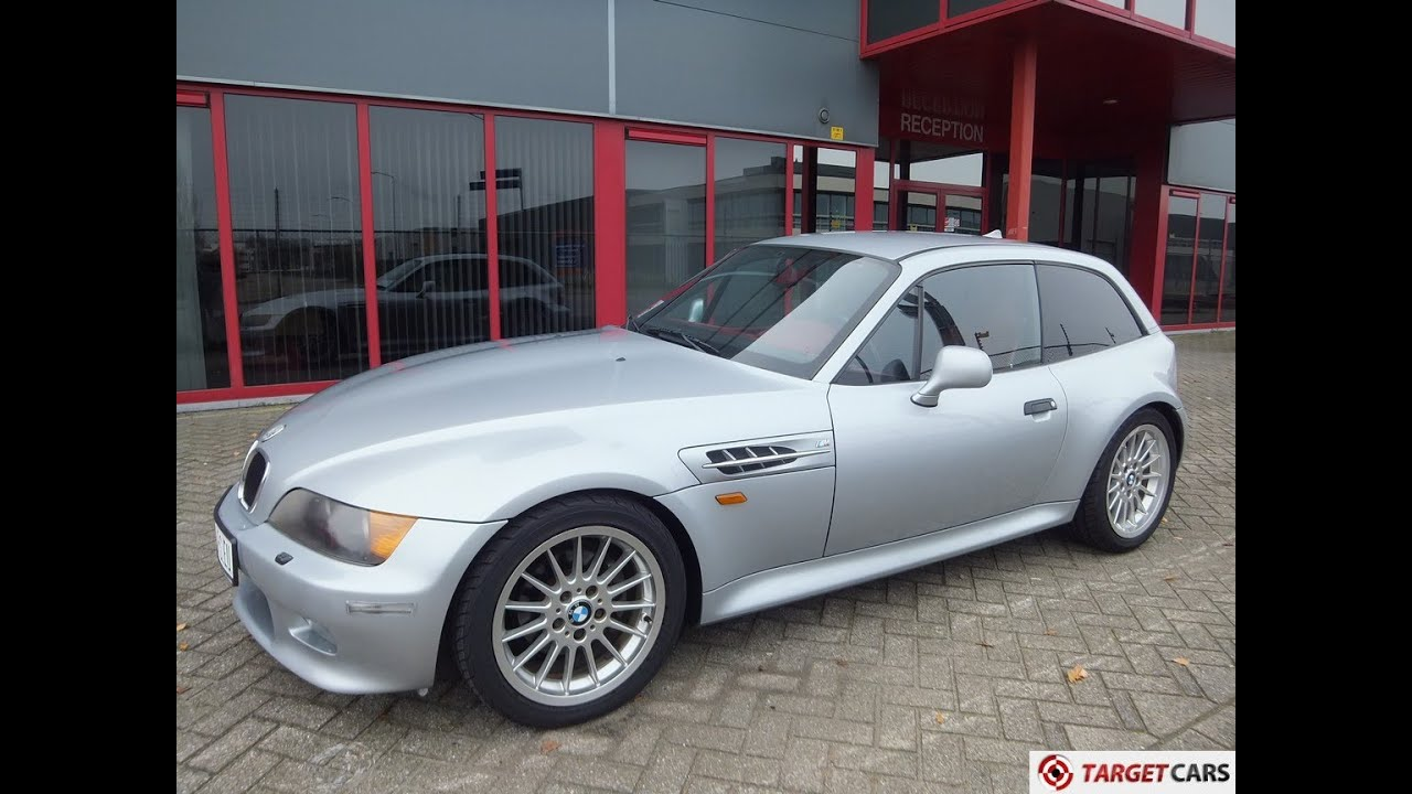750260 Bmw Z3 Coupe 2 8l 193hp Aut E36 03 99 Silver
