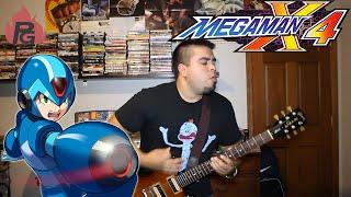 Mega Man X4 - Sky Lagoon (X