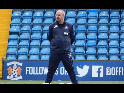 Behind The Scenes | Steve Clarke's First Day