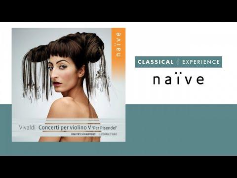 Vivaldi - Concerti per violino V Per Pisendel